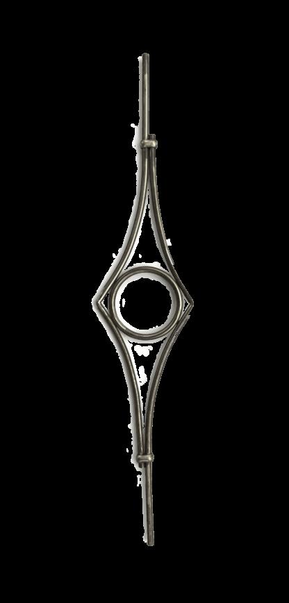 Кованый элемент: балясина кованая